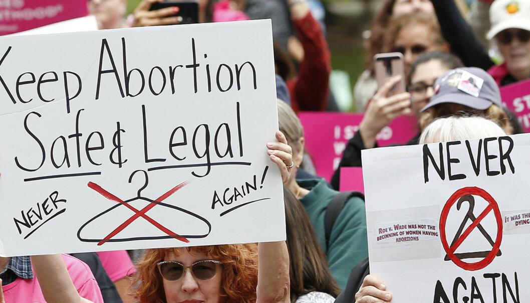 Dommer blokkerer abortlov i Ohio