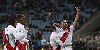 image: Peru sjokkerte Chile