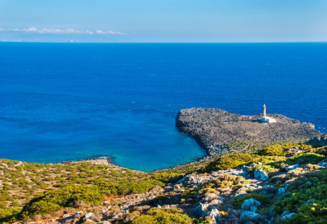 FLOTT: Den så å si ubebodde øya trenger flere innbyggere! Foto: Scanpix