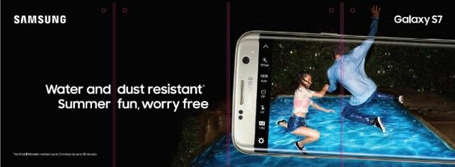 image: Samsung saksøkes for villedende markedsføring