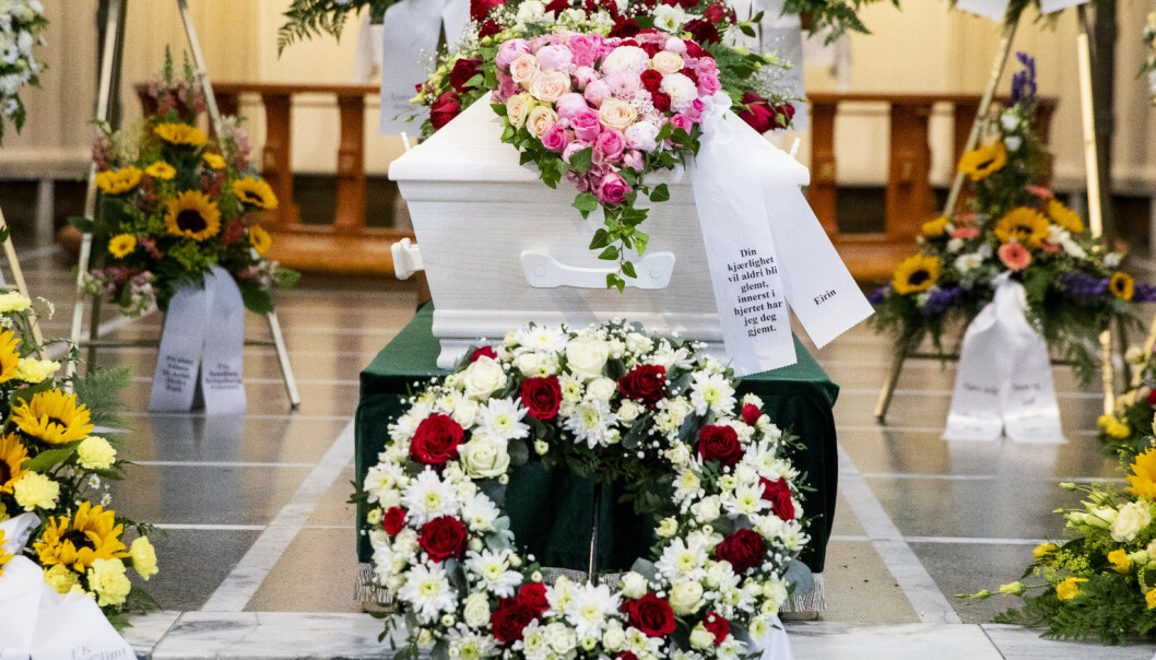 Arild Berg begravet: - Han kjempet mange kamper