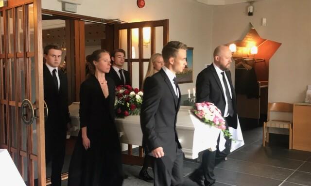 Arild Berg begravet: - Han kjempet mange kamper - Dagbladet