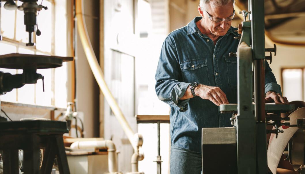 Ved å kartlegge dine tre grunnleggende behov vil du enklere finne ut hvor skoen trykker - og kanskje kunne gjøre noe med din egen motivasjon. Foto: Shutterstock/NTB scanpix