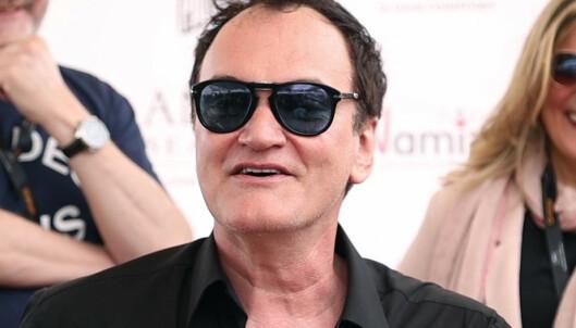 Tarantino kan være ferdig med å lage filmer