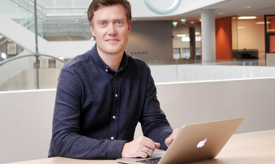 <strong>KILDEKRITIKK:</strong> Det er ofte temmelig enkelt å avsløre bløff ved å ta et kritisk blikk på hvem som har laget nyhetene, skriver Vi.no-redaktør Andreas Heen Carlsen. Foto: Ole Petter Baugerød Stokke