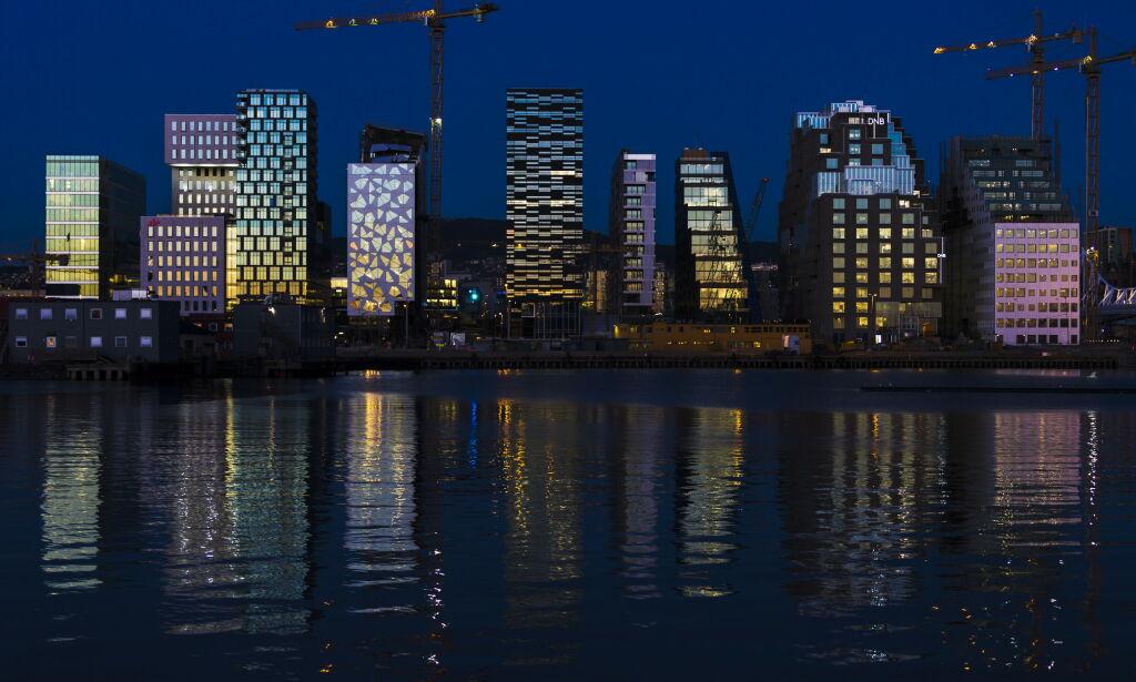 image: Grafen som viser Norges enorme utfordring