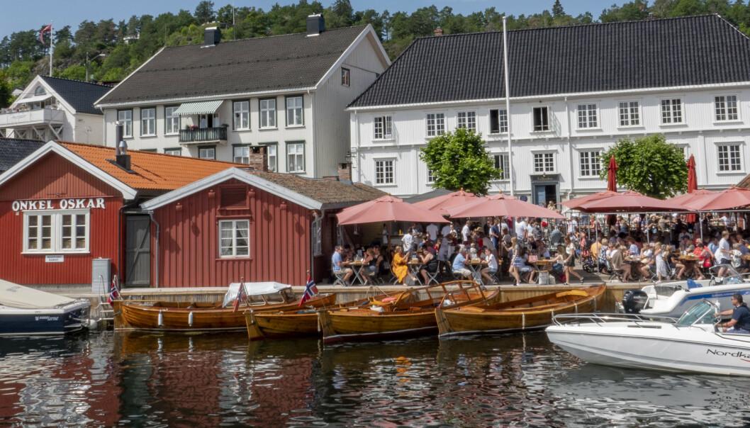 Nordmenn tar ikke fyllekjøring på sjøen på like stort alvor som med bil
