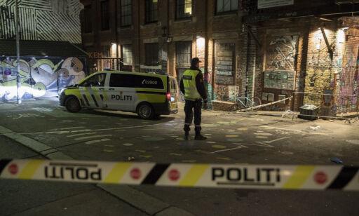 image: 18-åring tiltalt for drapsforsøk etter knivangrep på Blå