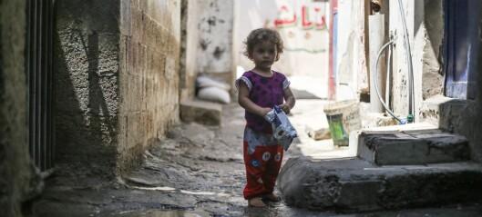 Palestinerne i Gaza er dømt til livsvarig fengsel