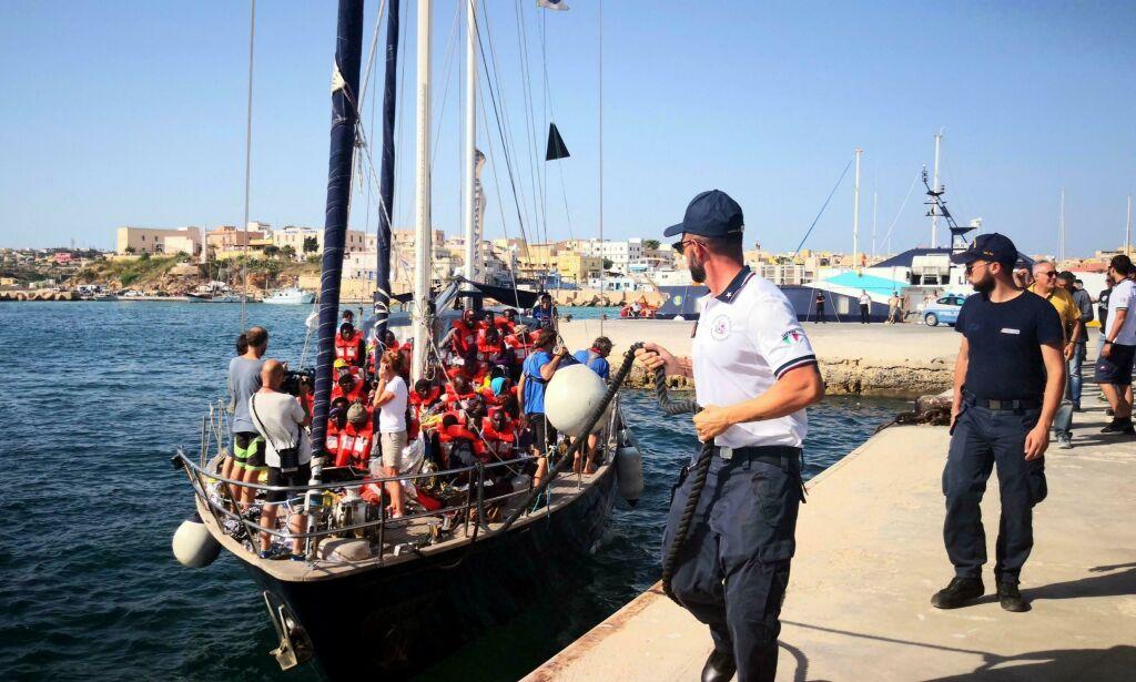 image: Malta nekter å la redningsskip legge til kai