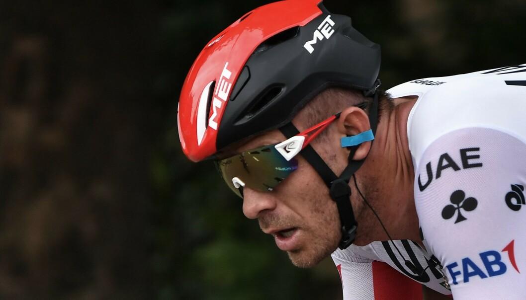 NORSK HÅP: Alexander Kristoff er Norges håp i spurtene i Tour de France. Foto: Marco Bertorello / AFP
