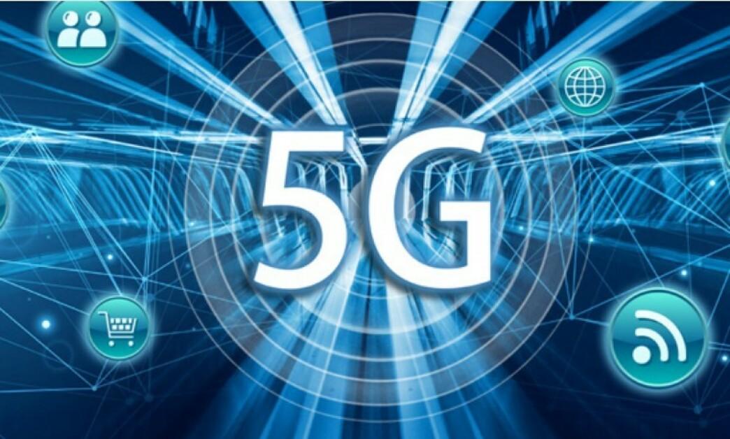 <strong>ALT PÅ NETT:</strong> Det er først med 5G at vi virkelig kan snakke om en sammenkoblet verden. Illustrasjon: Huawei