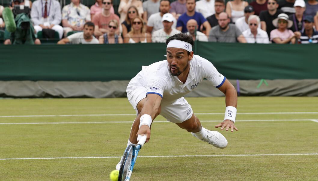 Tennisspiller straffet for bombekommentar på banen