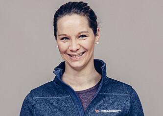 <strong>TRENINGSEKSPERT:</strong> Christina Gjestvang, PhD Stipendiat ved Institutt for idrettsmedisinske fag ved Norges Idrettshøgskole. Foto: NIH.