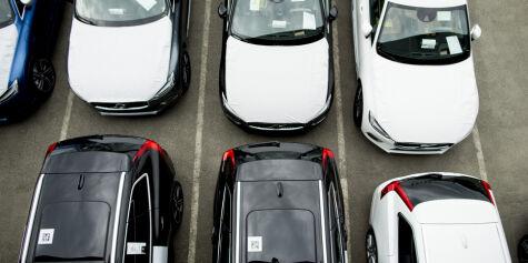 image: Bilsalget går motstrøms i Norge
