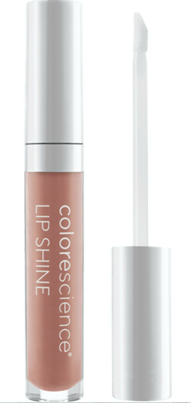 Vannresistent i 40 minutter (kr 260, Colorescience, Lip Shine, SPF 35).