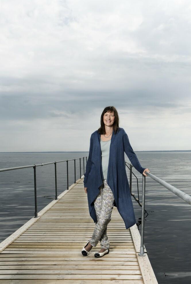 Helle Rosdahl Lund er leder av Center for Balance mellem Arbejdsliv og Familieliv i Danmark.