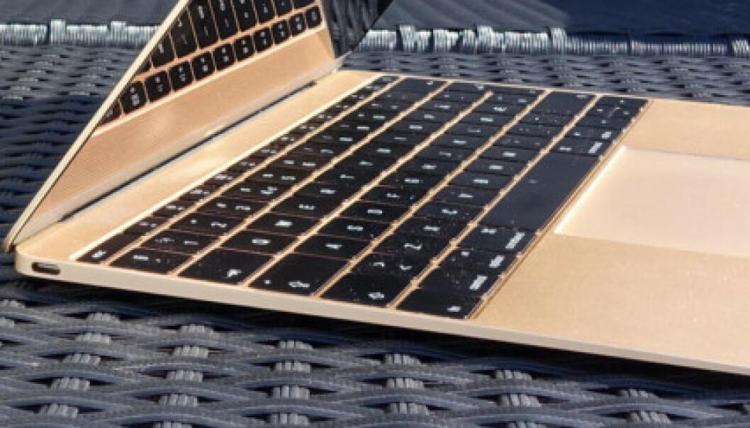 Apple skroter omstridt Mac