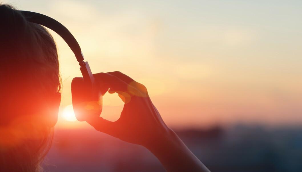 MER ENERGI: - Musikk brukt til HIIT trening bør være energisk, kraftfull og pulserende, mener treningsekspert. FOTO: Scanpix