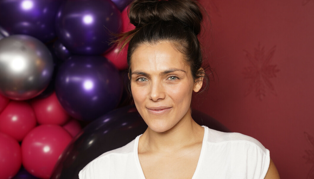 ANKER: Influenser Jørgine Vasstrand, bedre kjent som «Funkygine», anker skjeggkre-saken til lagmannsretten. Her fotografert på finalefest for «Bloggerne», en TV 2-serie hun medvirker i. Foto: Espen Solli / TV 2