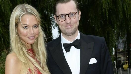Styrtrik H&M-arving venter barn med ny kjæreste