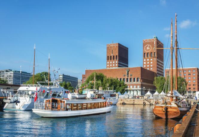 TIPS: Ta båten fra Rådhusplassen og ut til en av de mange øyene i Oslofjorden. Foto: Scanpix