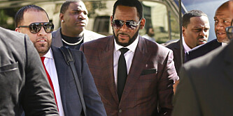 NBC: R. Kelly pågrepet for menneskehandel