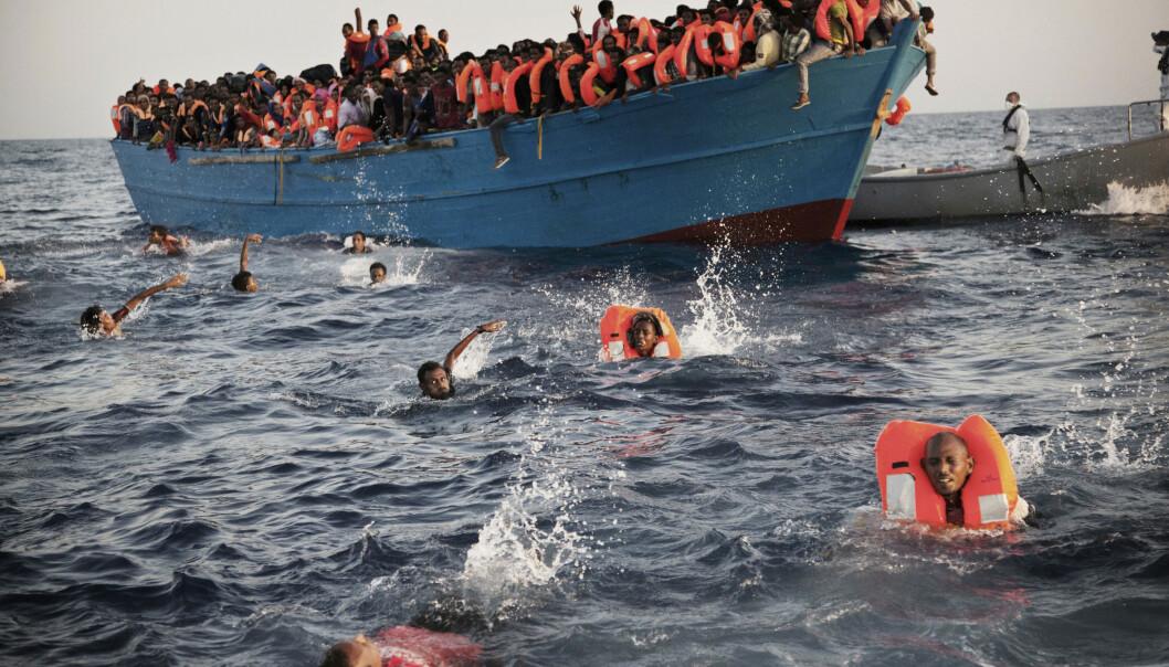 Norge sier nei til EU-forespørsel: Nekter å ta imot båtmigranter