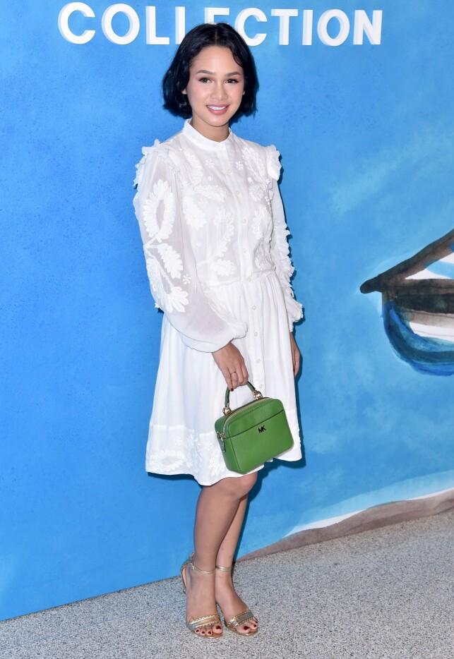 SJOKKERER: Den indonesiske artisten Andien Aisyah har fått mye oppmerksomhet den siste tida. Foto: NTB Scanpix