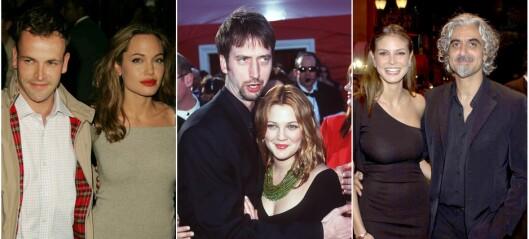 Visste du at disse stjernene har vært gift?