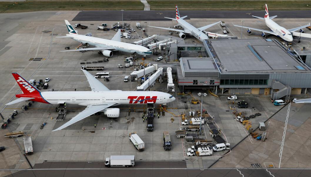 Det er varslet storstreik på Heathrow flyplass i London i slutten av juli. Foto: NTB scanpix / Reuters