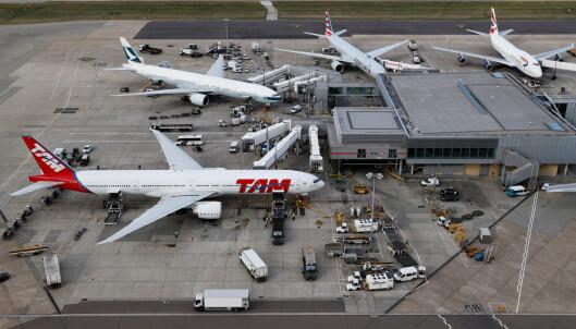 Mer enn 4.000 Heathrow-ansatte varsler streik