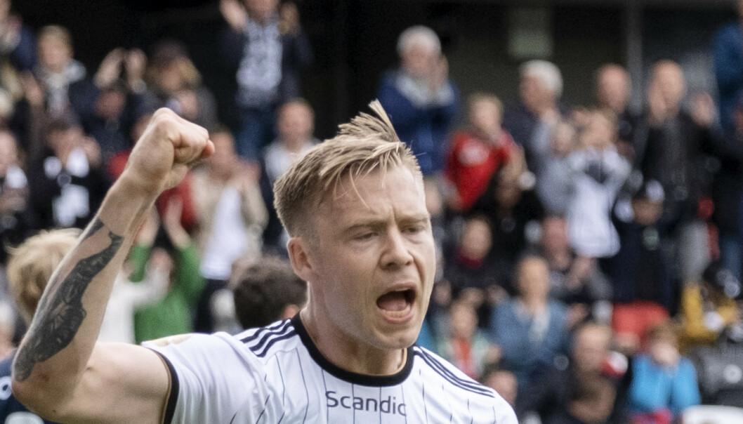 Lerkendal skuffer Rosenborg
