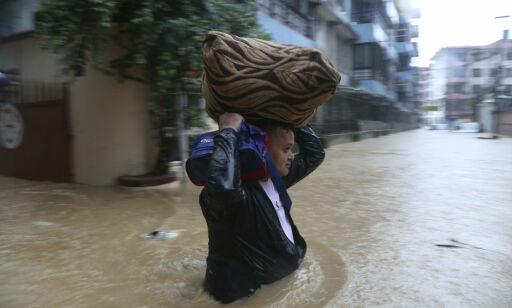 image: Dødstallet stiger i Nepal
