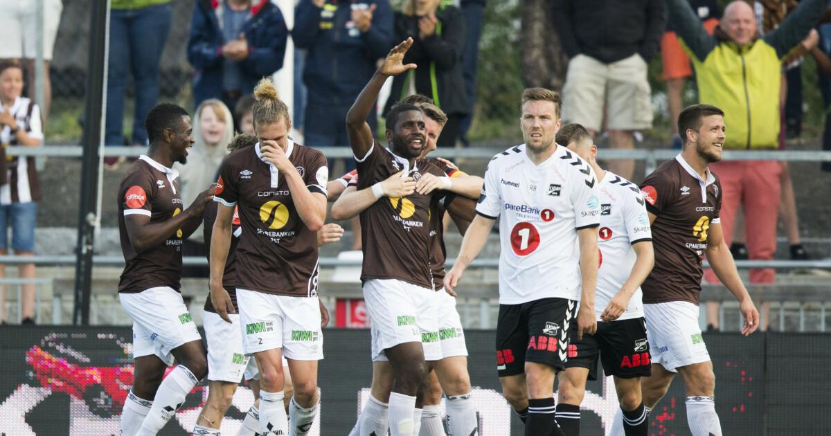 35b7e750 Eliteserien 2019: Mjøndalen-Odd - Det er vanskelig å være best - Dagbladet