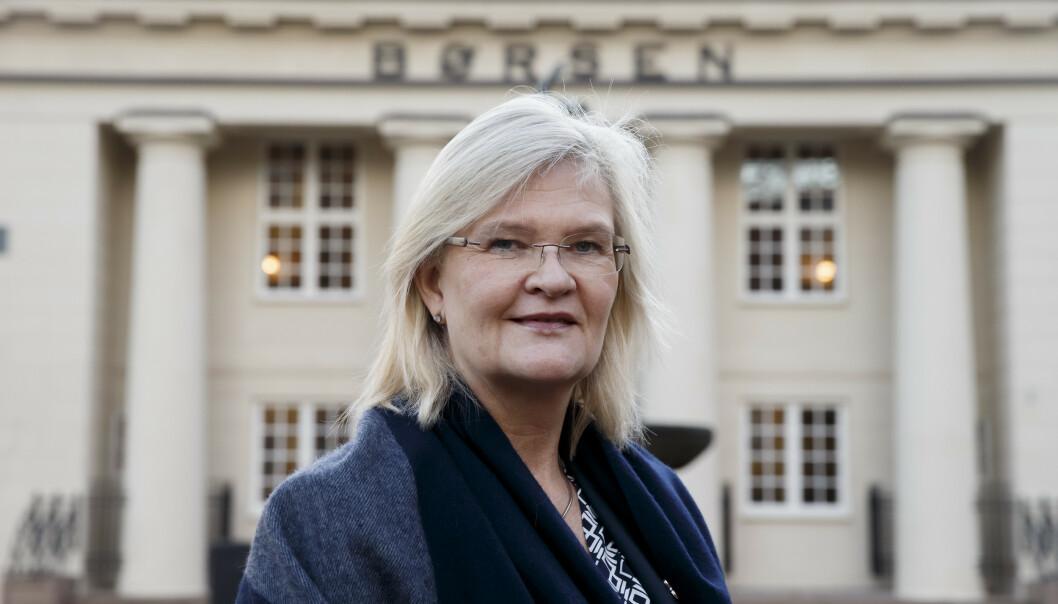 Nille-sjef Kjersti Hobøl. Foto: NTB scanpix