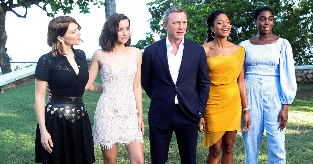 - Ny agent 007