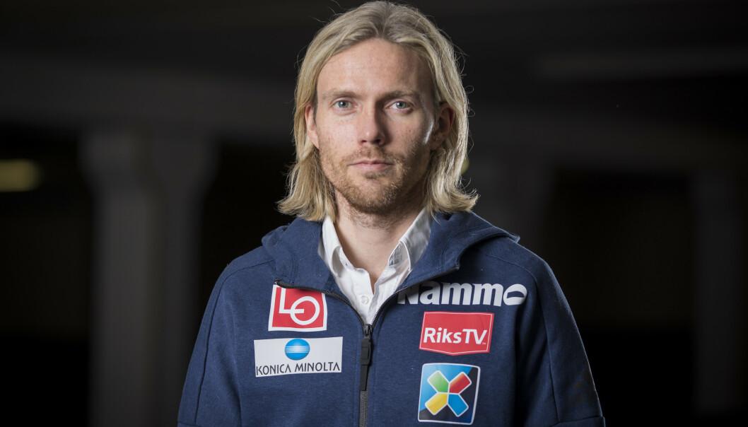 - BLIR FRISK: Den tidligere skihopperen Bjørn Einar Romøren (38) er rammet av kreft, men er fast bestemt på å bli helt frisk. Foto: Heiko Junge / NTB Scanpix