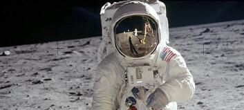 Derfor er søpla på månen verdifull