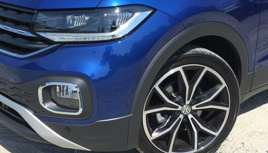 VW T-Cross: Kulere men mindre