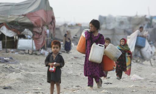 image: 822 millioner mennesker sulter på grunn av klimaendringer og konflikter