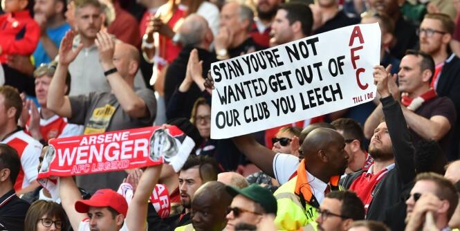 Desperate fans har fått nok