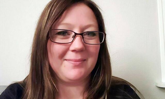 7d44d3e6 FORTVILET: Caroline Linnea Kopstad Heidisdatter (35) har Crohns sykdom og  blir hardt rammet