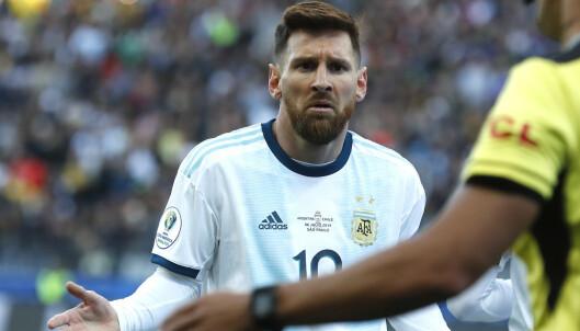 CAS-medlem råder Messi: – Si unnskyld og unngå straff