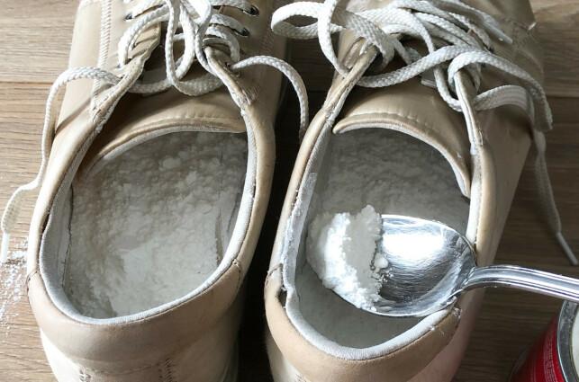image: Stinker det i skoene dine?