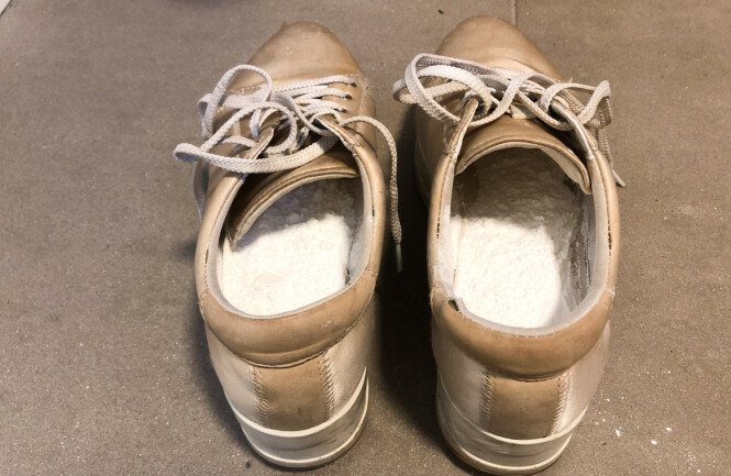 Stinker det i skoene dine?