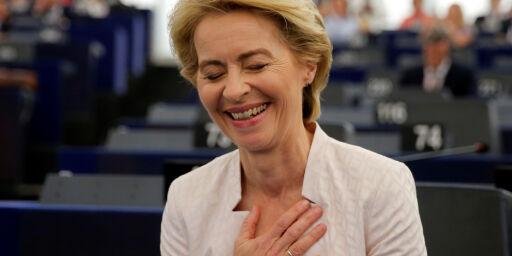 image: EU unngikk krise