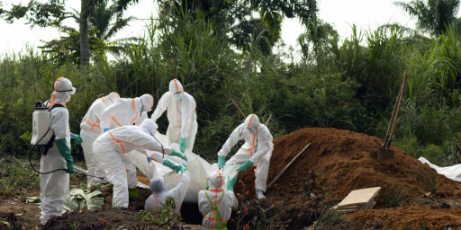 image: WHO: Ebolautbruddet i Kongo er en global krise