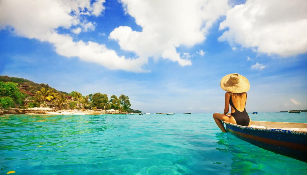 REISE PÅ FERIE ALENE: Har du ingen å reise på ferie med? Det er ingen grunn til å bli hjemme. FOTO: NTB Scanpix