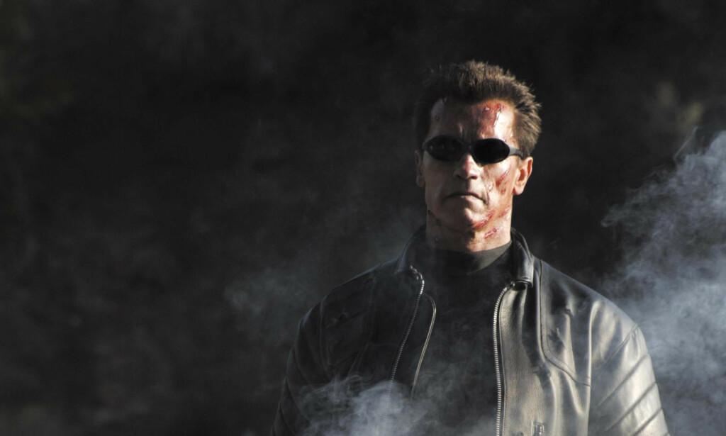 Arnold i den tredje Terminator-filmen. 📸: Snap Stills/rex / Scanpix